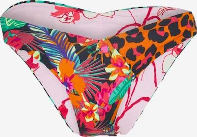 Maaji Bikinibroek ' Dua Fiesta ' in de kleur Groen / Sinaasappel / Pink / Zwart, Productweergave