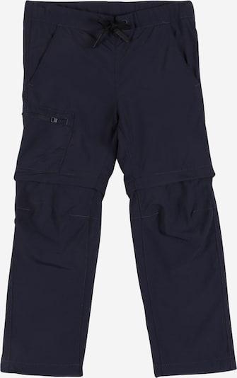 Reima Pantalon fonctionnel 'Muunto' en bleu marine, Vue avec produit