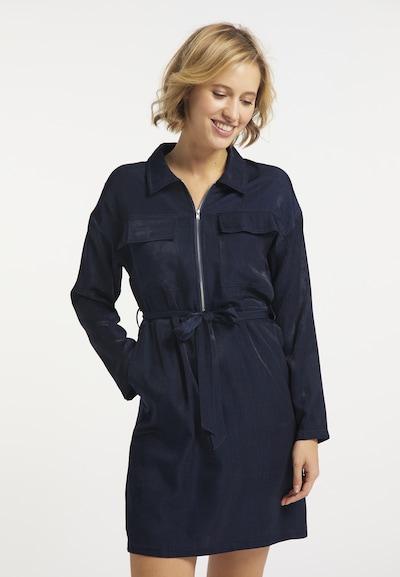 usha BLUE LABEL Kleid in dunkelblau, Modelansicht