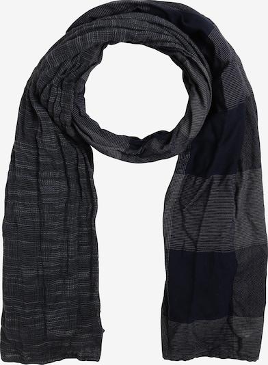 CAMEL ACTIVE Schal in grau / graphit / schwarz, Produktansicht