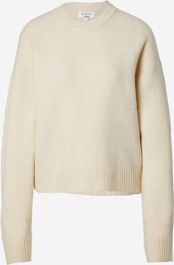 LeGer by Lena Gercke Sweater 'Samira' in Beige / Off white, Item view