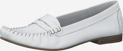 TAMARIS Mocassin en blanc, Vue avec produit
