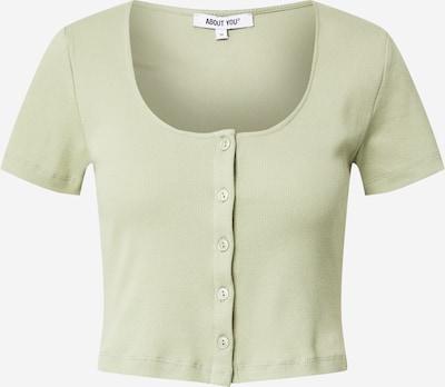 ABOUT YOU Shirt 'Samara' in mint, Produktansicht