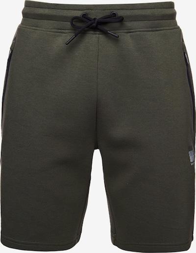 Superdry Pantalon de sport en kaki, Vue avec produit