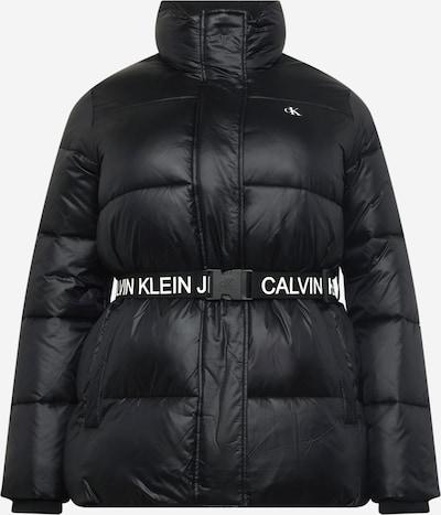 Calvin Klein Jeans Curve Chaqueta de invierno en negro, Vista del producto