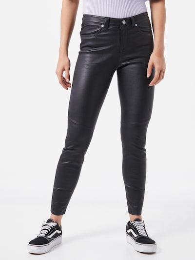 Riani Pantalón 'Lederhose Dana Hose' en negro, Vista del modelo