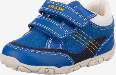 GEOX Hausschuh 'Balu' in blau / navy / weiß, Produktansicht