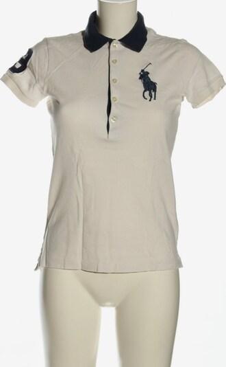 RALPH LAUREN Polo-Shirt in S in schwarz / wollweiß, Produktansicht