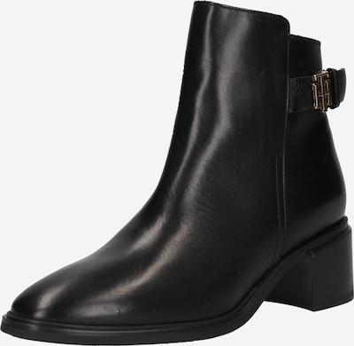 Kulkšnis dengiantys batai iš TOMMY HILFIGER, spalva – juoda, Prekių apžvalga