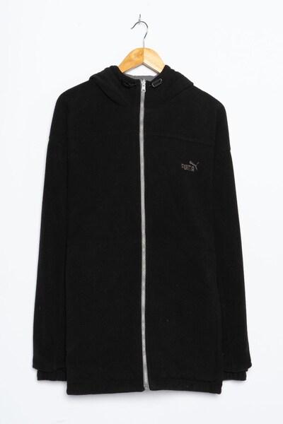 PUMA Fleece in XXL in schwarz, Produktansicht