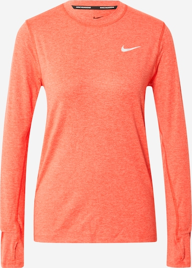 NIKE Tehnička sportska majica 'Element' u crvena melange, Pregled proizvoda