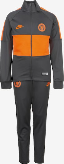 NIKE Trainingsanzug 'FC Chelsea' in grau / orange, Produktansicht