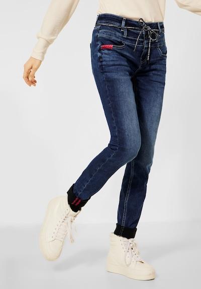 STREET ONE Jeans in Dark blue, View model