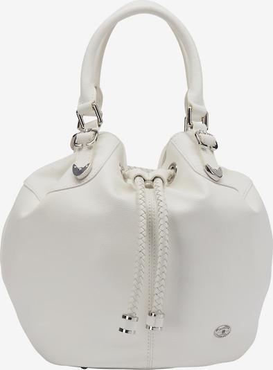 DreiMaster Vintage Vrećasta torba u bijela, Pregled proizvoda
