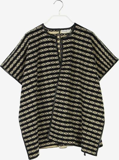 Beauty Women Sweater & Cardigan in M-L in Beige / Black, Item view