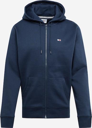 Tommy Jeans Sweatvest in de kleur Navy / Rood / Wit, Productweergave