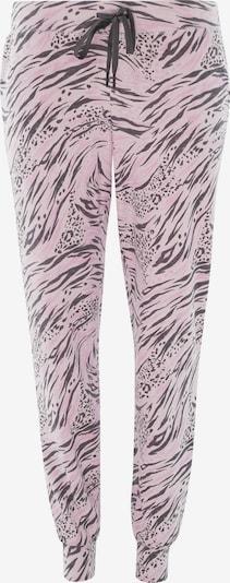 PJ Salvage Pantalon de pyjama ' Cozy Casual ' en beige, Vue avec produit