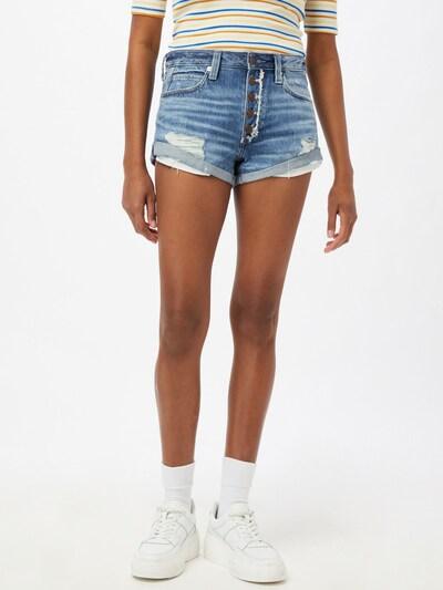 Jeans 'ROMEO' Free People pe denim albastru, Vizualizare model