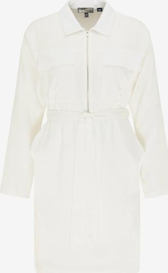 DreiMaster Vintage Vestido camisero en blanco, Vista del producto