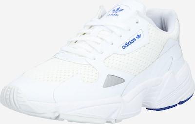 ADIDAS ORIGINALS Sneaker low 'Falcon' i blå / hvid, Produktvisning