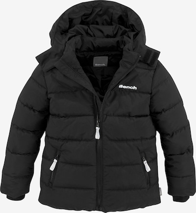 BENCH Performance Jacket in Black / White, Item view