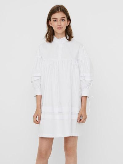 VERO MODA Tunika in weiß, Modelansicht