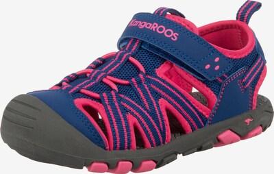 KangaROOS Sandalen 'K-ROAM' in blau / grau / pink, Produktansicht