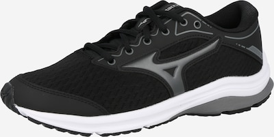 MIZUNO Sportschuh 'WAVE RIDER 25' in grau / schwarz, Produktansicht