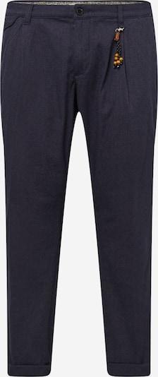 Jack & Jones Plus Pantalon chino 'IACE DYLAN' en bleu marine, Vue avec produit