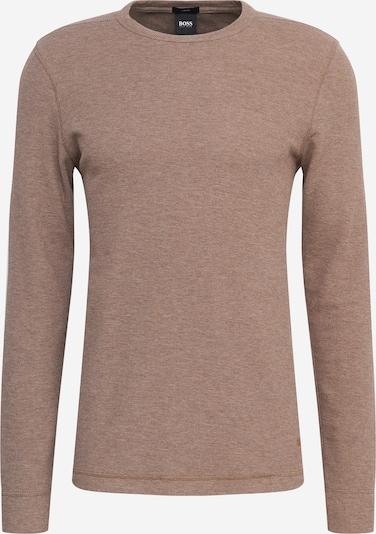 BOSS Casual Shirt 'Tempflash' in braunmeliert, Produktansicht
