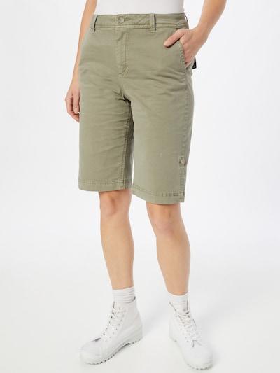 s.Oliver Shorts in khaki, Modelansicht