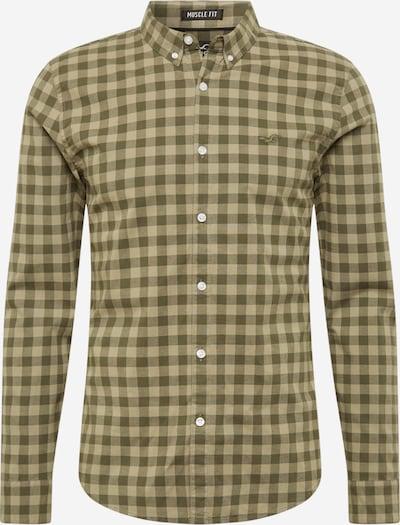 HOLLISTER Hemd in khaki / oliv, Produktansicht