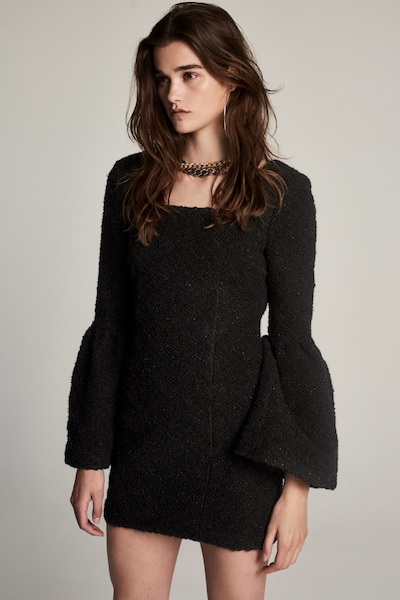ZOE KARSSEN Kleid in schwarz, Modelansicht