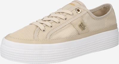 Sneaker low TOMMY HILFIGER pe maro cămilă, Vizualizare produs