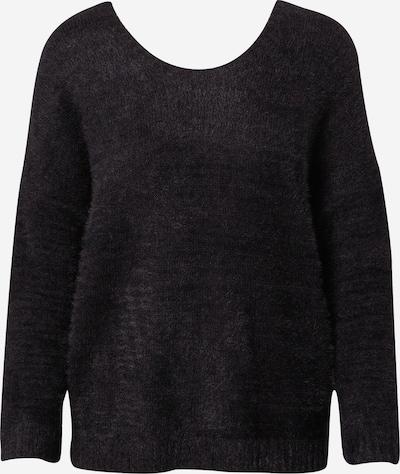 Pulover Hailys pe negru, Vizualizare produs