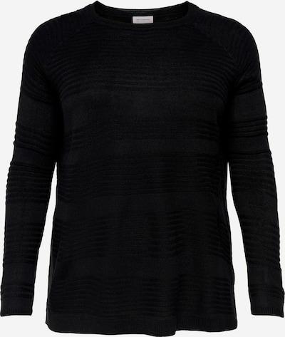 Pullover ONLY Carmakoma di colore nero, Visualizzazione prodotti