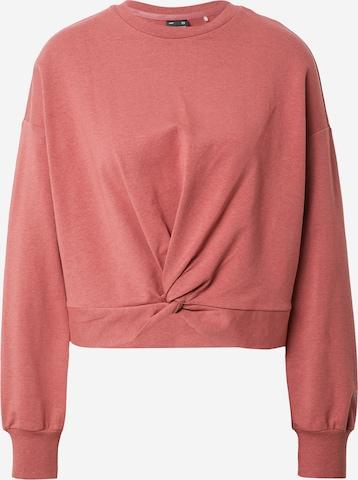 4F Athletic Sweatshirt in Pink
