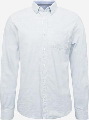 TOM TAILOR Hemd in Weiß