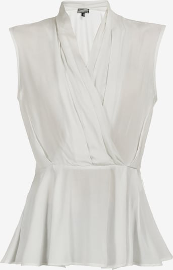 DreiMaster Vintage Bluse in weiß, Produktansicht