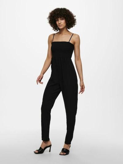 ONLY Jumpsuit in schwarz, Modelansicht