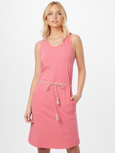 Rochie 'INFINY' Ragwear pe culori mixte / roz, Vizualizare model