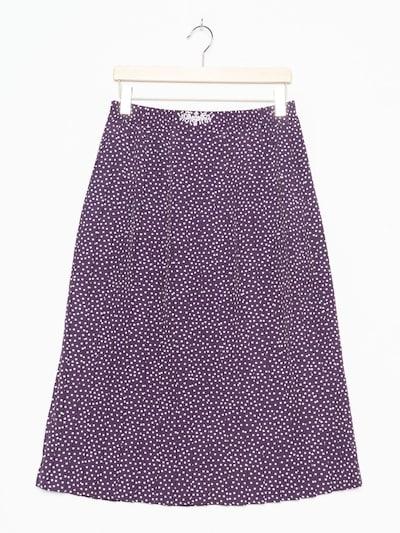 George Skirt in L/32 in Purple, Item view