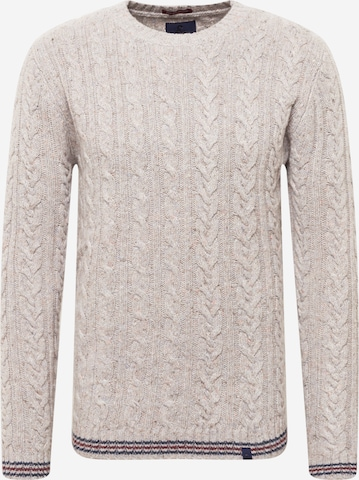COLOURS & SONS Sweater in Grey