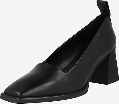 VAGABOND SHOEMAKERS Čevlji s peto 'HEDDA' | črna barva, Prikaz izdelka