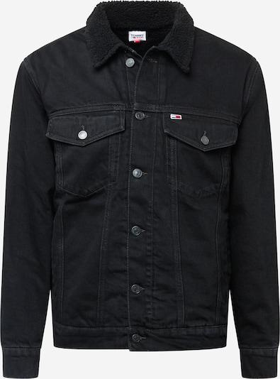 Tommy Jeans Přechodná bunda 'SHERPA' - černá džínovina, Produkt