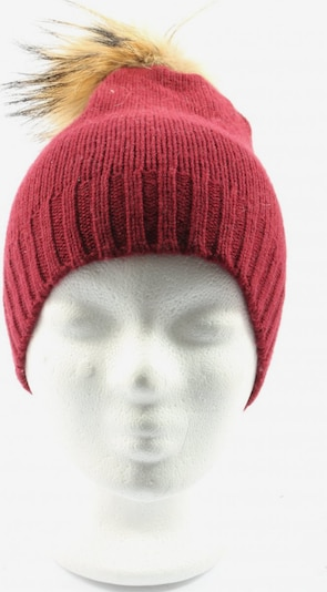 DARLING HARBOUR Hat & Cap in XS-XL in Red, Item view
