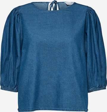 SELECTED FEMME Shirt in Blue