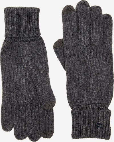 ESPRIT Handschuhe in dunkelgrau, Produktansicht