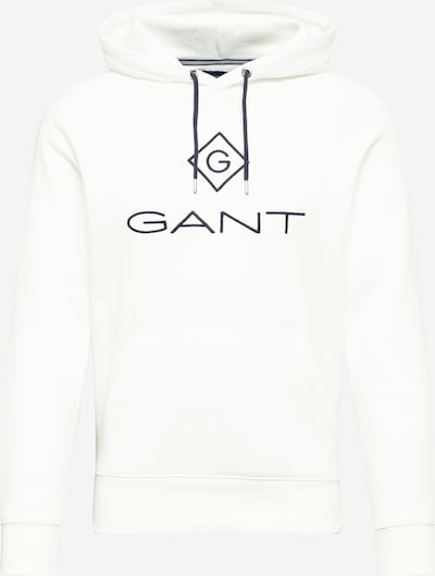 GANT Mikina - námořnická modř / bílá, Produkt