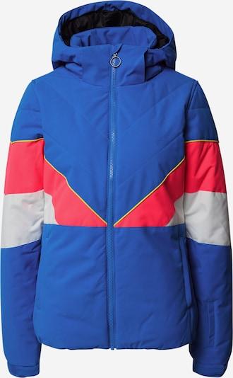 PROTEST Outdoorová bunda 'BABE' - modrá / svetlomodrá / tmavoružová, Produkt